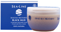 Sea Line Black Mud Facial Mask And Body Pack