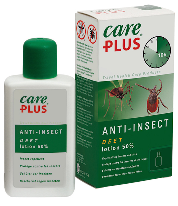 Image of Care Plus Deet Anti-Insect Lotion 50% 50ml