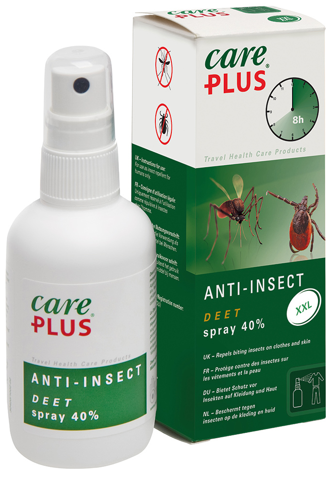 Image of Care Plus Anti Insect Spray DEET