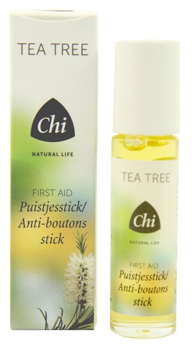 Chi Tea Tree / Eerste Hulp Puistjes Stick - 10 ml