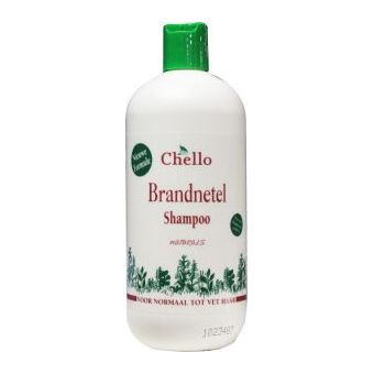 Chello Brandnetel - 500 ml - Shampoo