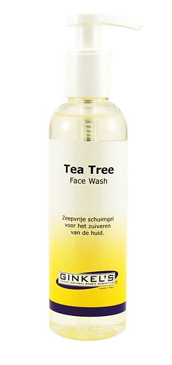Ginkel's Tea Tree Face Wash