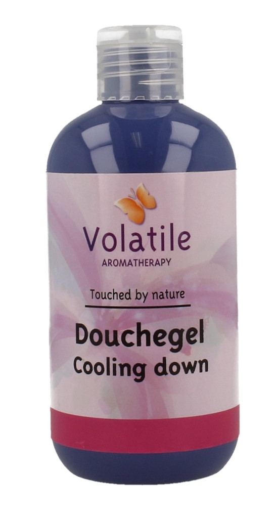 Volatile Douchegel Cooling Down