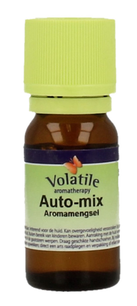 Volatile Auto Mix - 10 ml - Etherische Olie