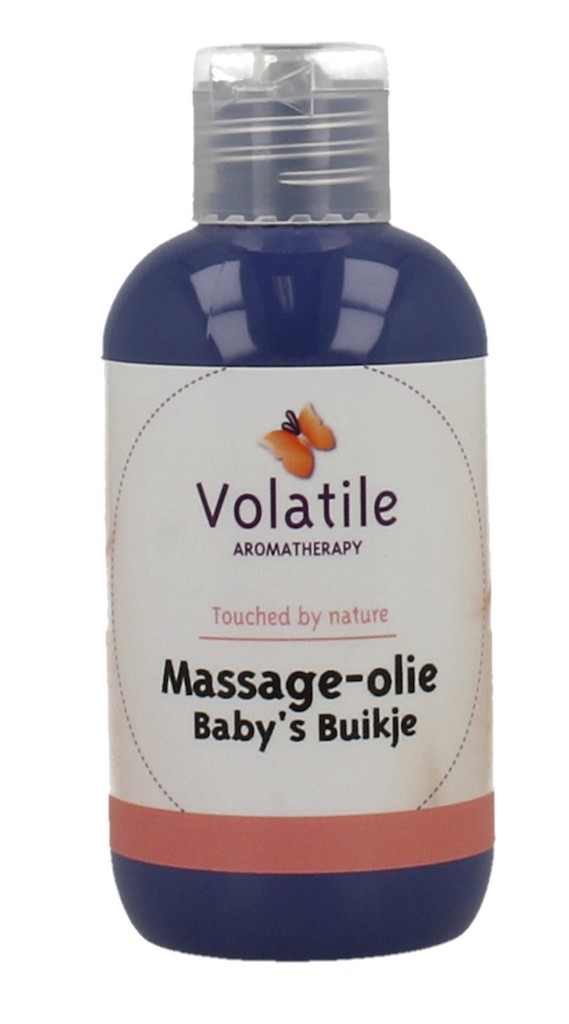 Volatile Baby Buikkramp - 100 ml - Massageolie