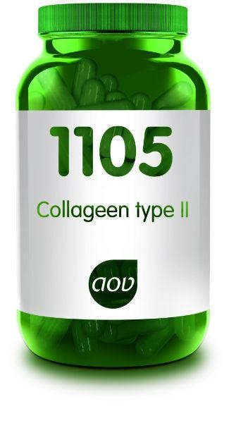 AOV Collageen Type II - 90 capsules - Voedingssupplement
