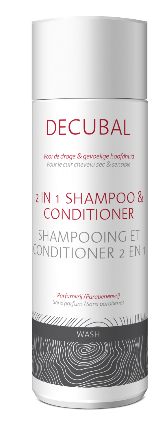 Afbeelding van Decubal 2in1 Shampoo & Conditioner