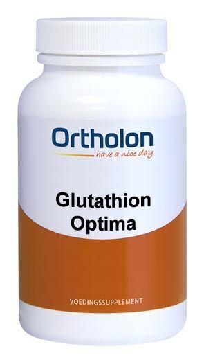 Ortholon Glutathion-Optima - 80 Capsules - Voedingssupplement