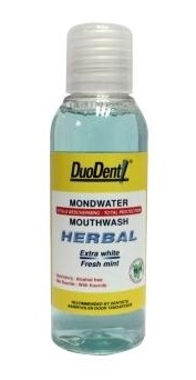 Duodent Herbal - 100 ml - Mondwater
