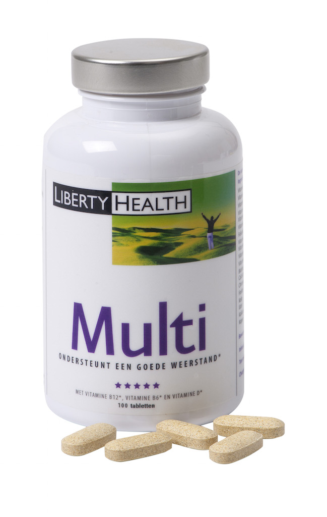 Liberty Life Extension Multi - 100 Capsules