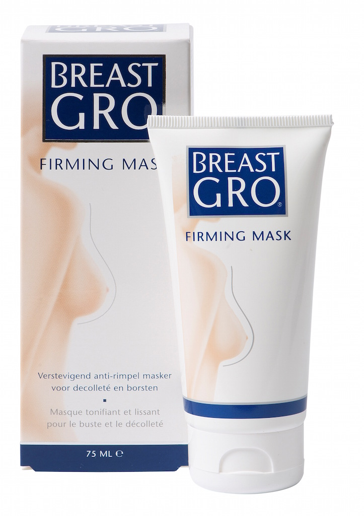 Liberty Healthcare BreastGro Firming Mask 75ml