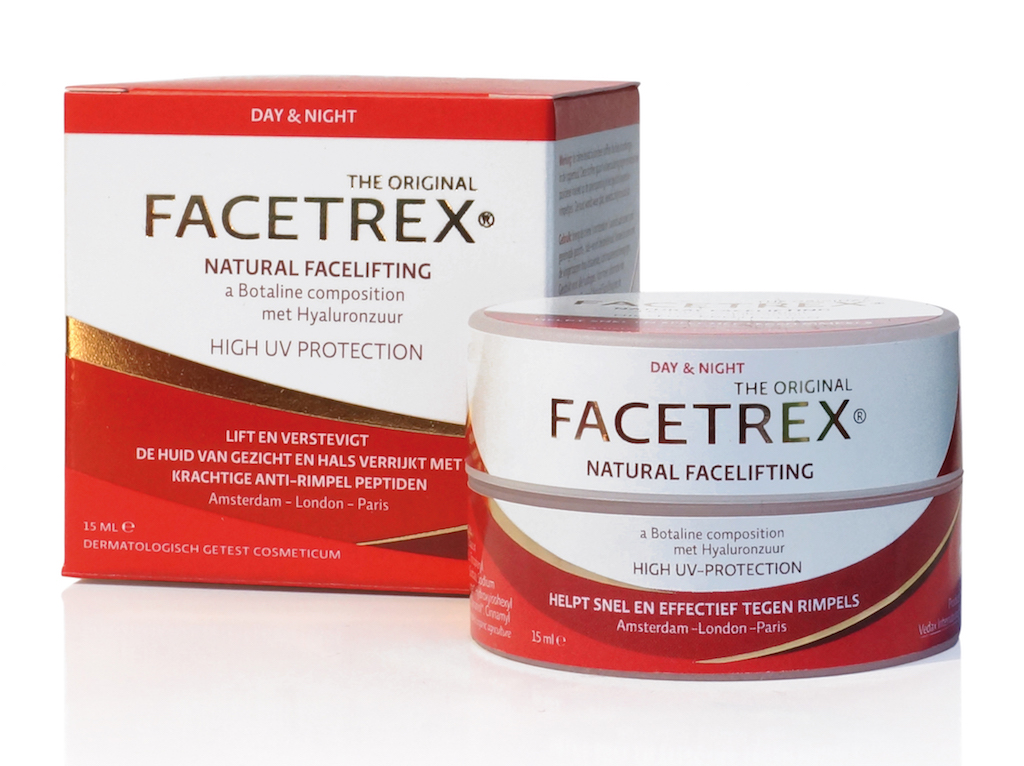 Facetrex Dagcrème Facelifting - 15 ml