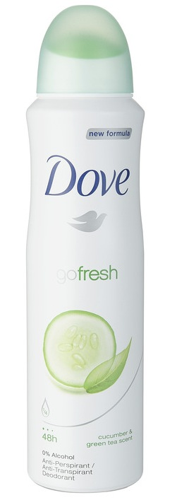 Deospr Go Fr Touch 250ml