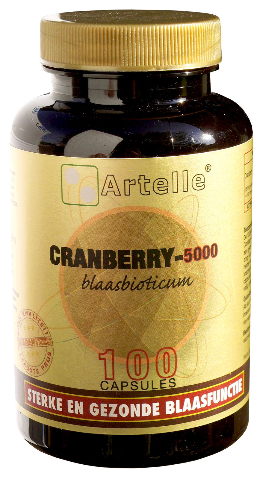 Artelle Cranberry 5000mg 100caps