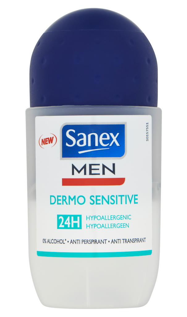 Sanex Men Deoroller Dermo Sensitive