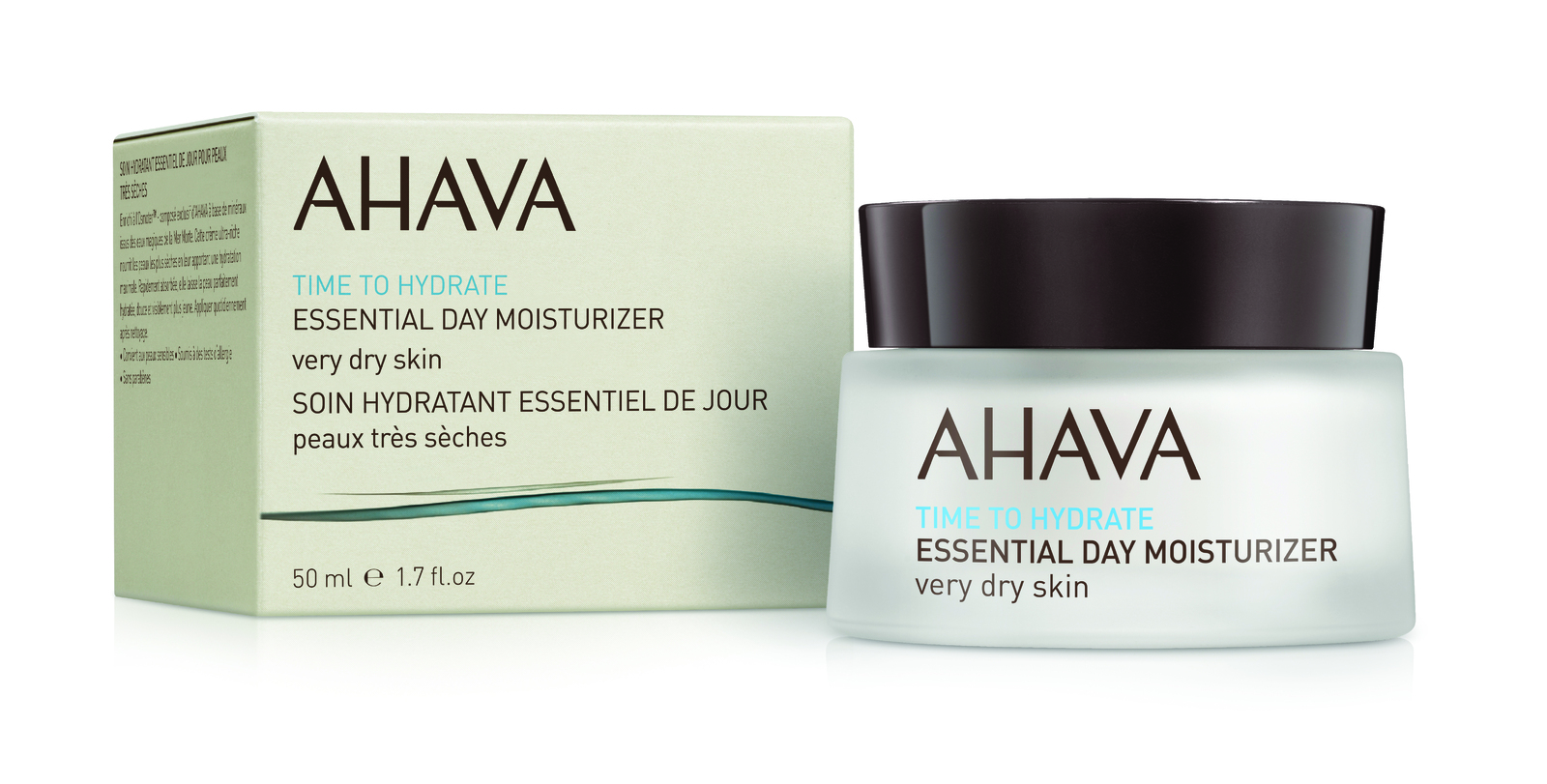 Image of Ahava Time to Hydrate Essential Day Moisturizer