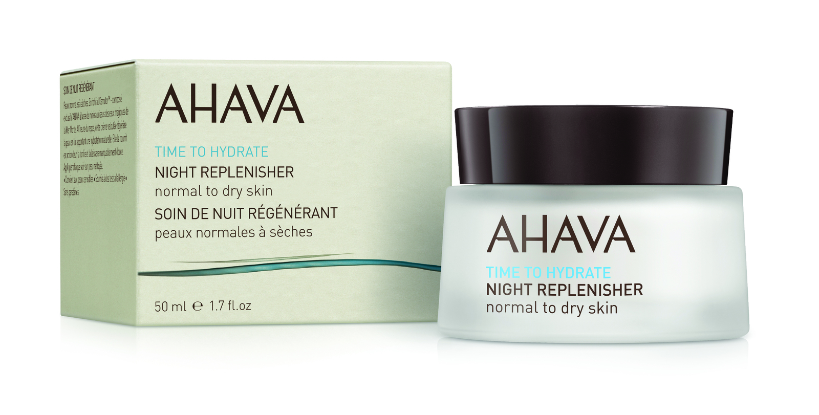 Image of Ahava Time to Hydrate Night Replenisher