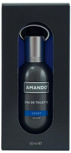 Amando Sport for Men - 50 ml - Eau de toilette