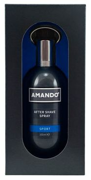 Amando Sport for Men - 100 ml - Aftershave spray