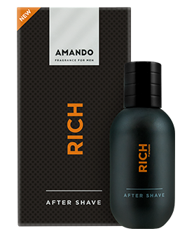 Image of Amando After Shave Rich