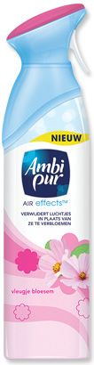 Ambi Pur Air Effects vleugje bloesem - 300ml