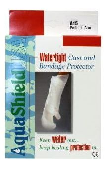 Aquashield Arm Pedi < 3 jaar asa15 - Verband