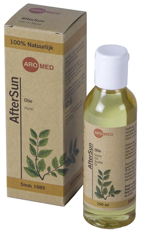 Image of Aromed AfterSun Olie 100ml