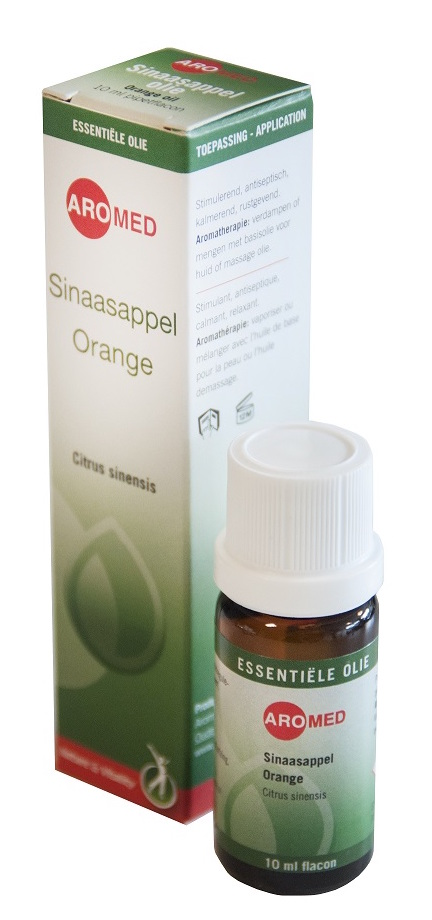 Aromed Sinaasappel - 10 ml - Etherische Olie