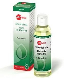 Aromed Amandel Olie - 100 ml - Bodyolie