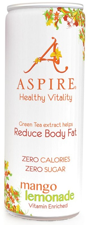 Aspire Drink Mango Lemonade