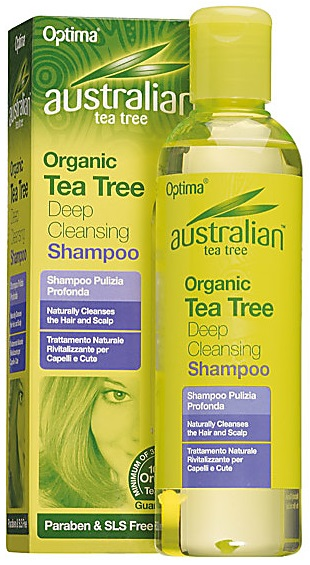 Australian Tea Tree Reinigende Shampoo