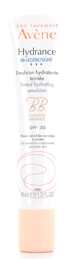 Image of Eau Thermale Avène Hydrance BB- Getinte Lichte Hydraterende Emulsie SPF30