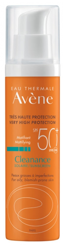 Image of Eau Thermale Avène Cleanance Zon SPF 50+