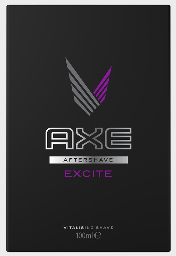 Image of Axe Aftershave Excite 100ml