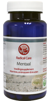 B.Nagel Radical Care Mentaal Capsules 60 st