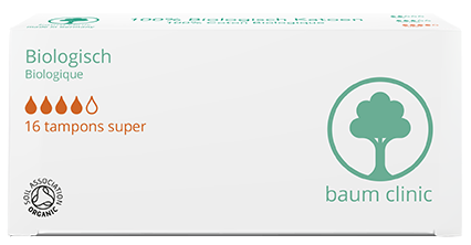 Image of Baum Clinic Tampons Super