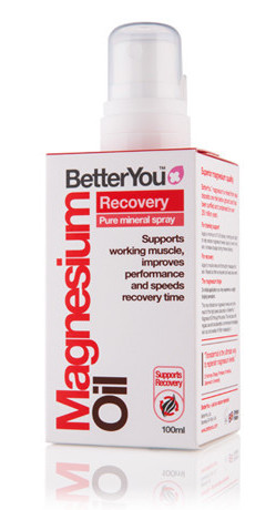 Afbeelding van BetterYou Magnesium Oil Recovery Spray
