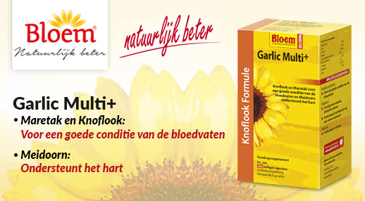 Bloem Garlic Multi+