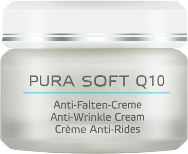 Borlind Pura Soft Q10 - 50 ml - Dagcrème