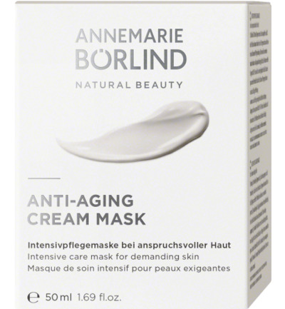 Afbeelding van Borlind Anti Aging Cream Mask