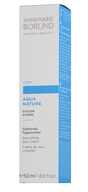 Afbeelding van Borlind Aqua Nature Dagcreme Light