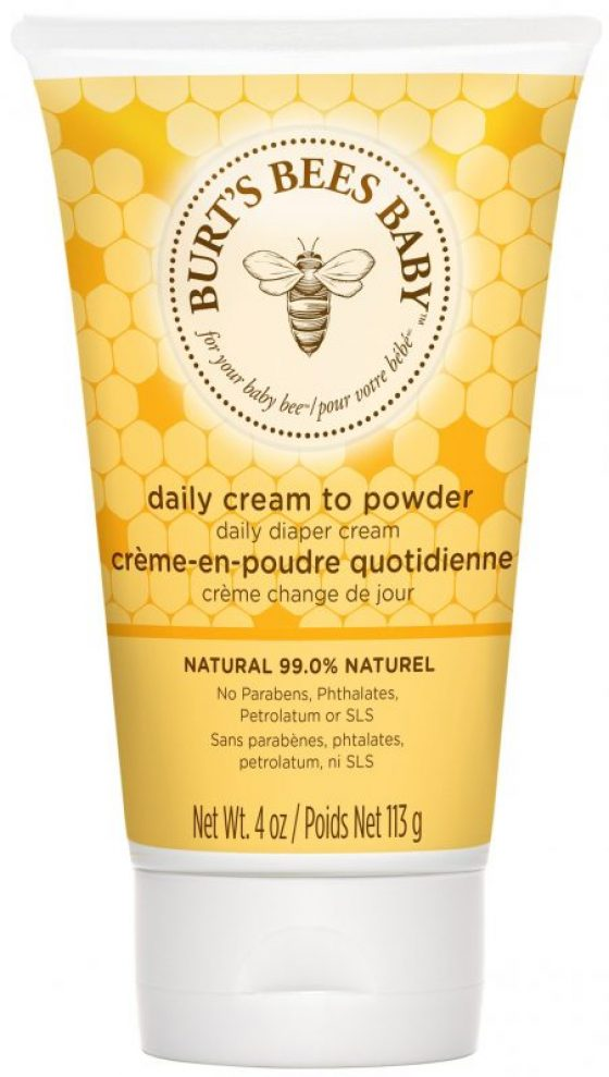 Afbeelding van Burt s Bees Baby Cream to Powder