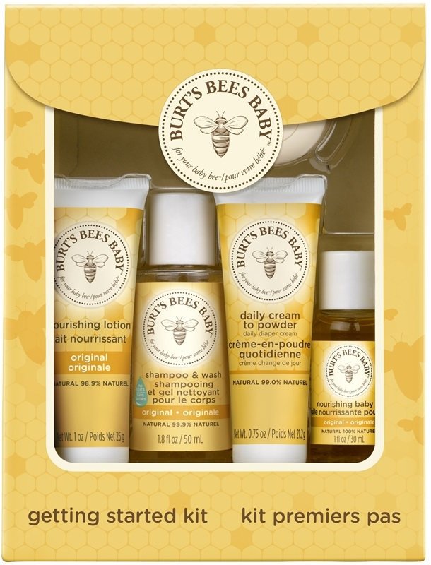 Afbeelding van Burt s Bees Baby Getting Started Kit