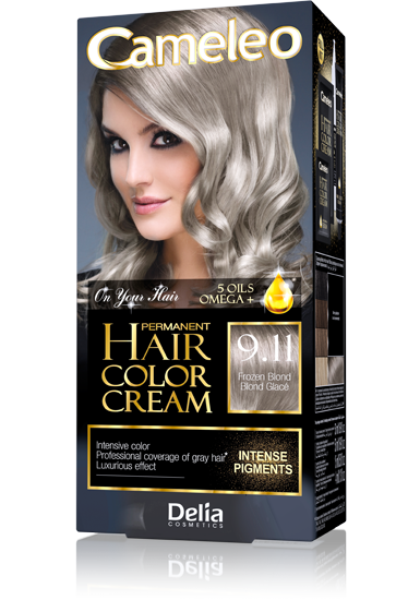 Afbeelding van Cameleo Hair Color Cream 9.11 Frozen Blond