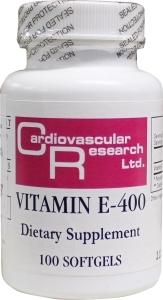 Afbeelding van Cardiovascular Research Vitamine E 400IE