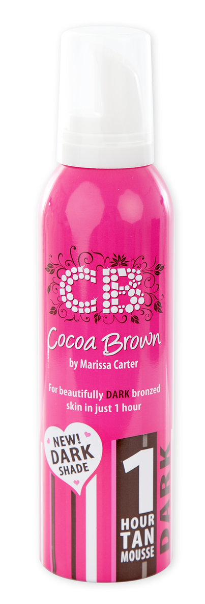 Afbeelding van Cocoa Brown 1 Hour Tan Mousse Dark