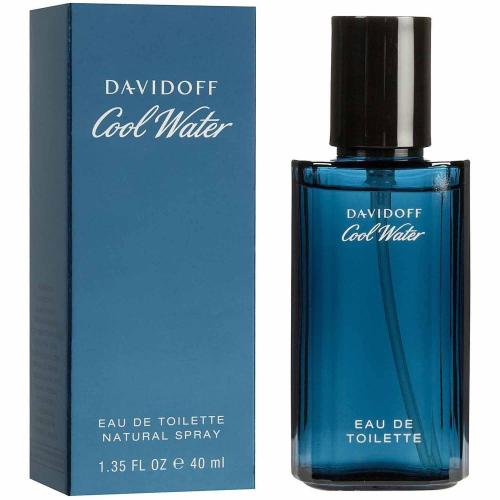 Afbeelding van Davidoff Cool Water Eau De Toilette Natural Spray