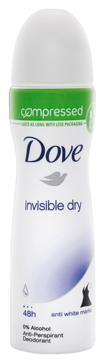 Deospr Invisible Dry 75ml