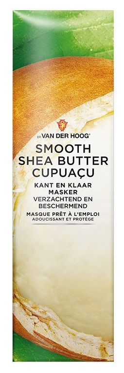 Dr  Van Der Hoog Masker Smooth Shea Butter Cupuacu  10ml
