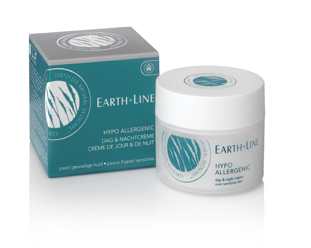 Earth-Line Allergenic Dag & Nacht - 50 ml - Dagcrème